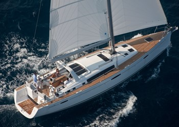 Sailboat for Charter Oceanis 58 (4 cab)