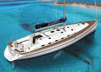 Sailboat Hire Harmony 52