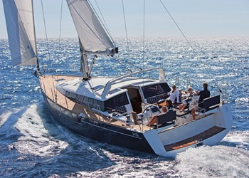 Sailboat for Charter Sense 50