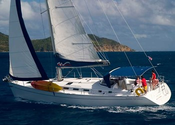 Sailboat for Charter Beneteau 51.5