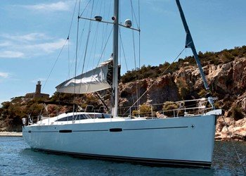 Sailboat Rental Gianetti Star 64