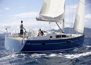 Sailboat for Hire Hanse 540e
