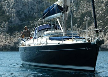 Sailboat for Charter Beneteau 50 Celebration
