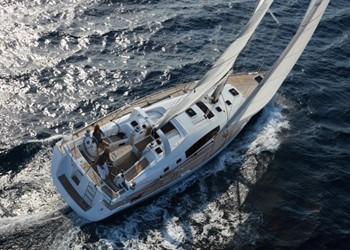Sailboat for Charter Oceanis 50 (3 cab)