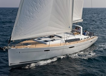 Sailboat for Charter Oceanis 58 (3 cab)