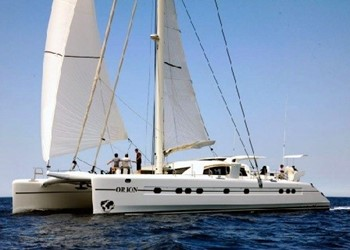 Vacances en catamaran Catana 55 Carbon Infusion