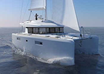 Luxury Catamaran for Rent Lagoon 52