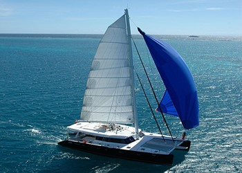 Location catamaran Sunreef 62