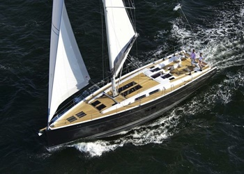 Sailboat for Hire Hanse 575