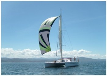 Luxury Catamaran for Rent Lagoon 55