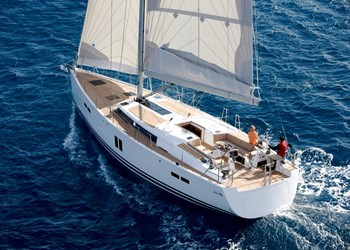 Sailboat for Hire Hanse 545 (3 cab)