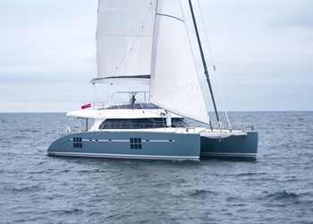 Location catamaran Sunreef 70