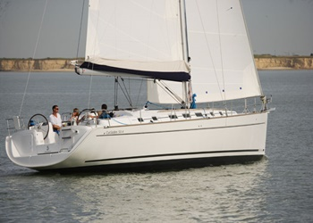 Sailboat for Charter Cyclades 50.4