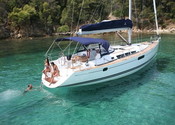 Sailboat Rental Sun Odyssey 49i