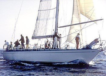Sailboat for Charter Swan 57