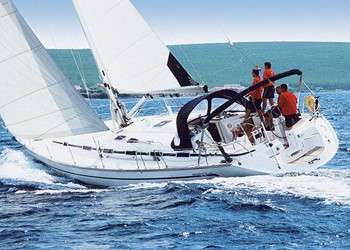 Sailboat for Charter Bavaria 49 (3 cab)