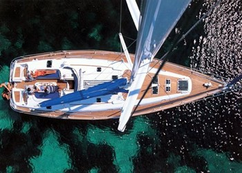 Sailboat for Charter Oceanis 500