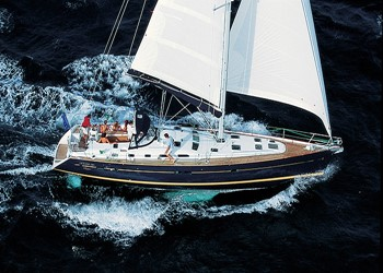 Sailboat for Charter Oceanis 523