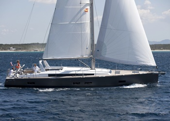 Sailboat for Charter Oceanis 55 (5 cab)