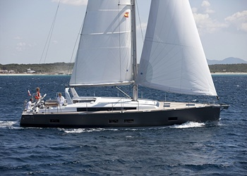 Sailboat for Charter Oceanis 55 (3cab)