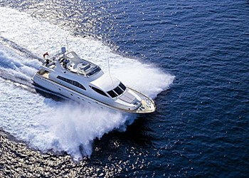 Charter Motorboot Falcon 86