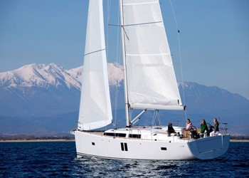 Sailboat for Hire Hanse 495 (3 cab)