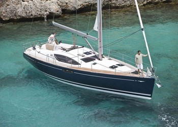 Sailboat Rental Sun Odyssey 50 DS (2 cab)