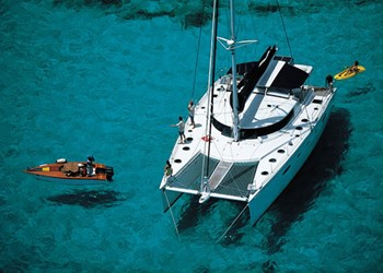 Location de catamaran Eleuthera 60 (5 cab)