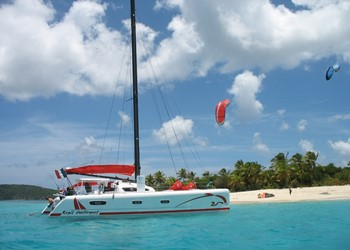 Charter of Catamaran TS 50