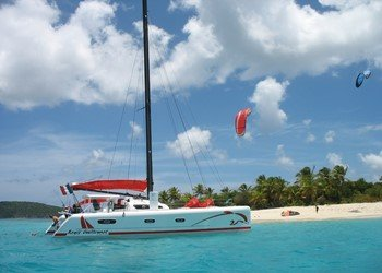 Location de catamaran TS 50