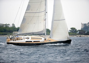 Sailboat for Hire Hanse 630e (3 cab)