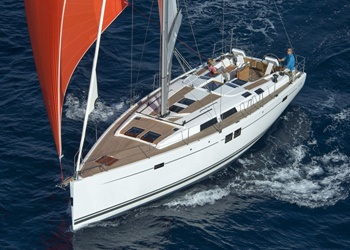 Sailboat for Hire Hanse 505