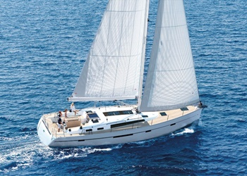 Sailboat for Charter Bavaria 56 (4 cabins)