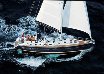 Sailboat for Charter Oceanis 523 Clipper (3 cab)
