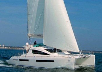 Navigue catamaran Privilege 615