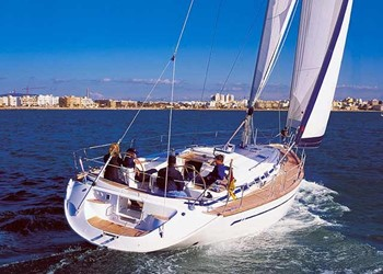 Sailboat for Charter Bavaria 49 Cruiser (4 cab)