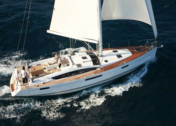 Sailboat Rental Jeanneau 53 (4 cab)