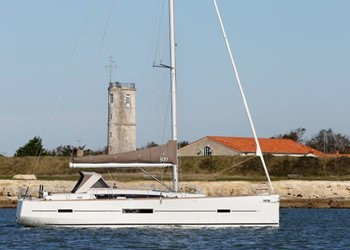 Mieten Segelboot Dufour 500 Grand' Large (5 cab)