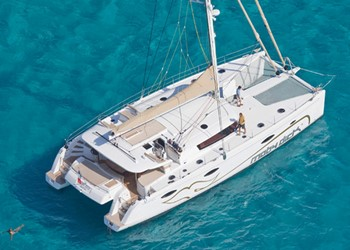Location de catamaran Galathea 65