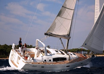 Sailboat for Charter Oceanis 50 Family