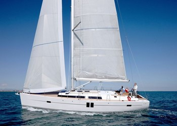 Sailboat for Hire Hanse 505 (5 cab)