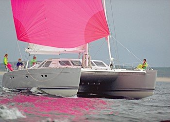 Luxury Catamaran for Rent Lagoon 55 (4 cabins)