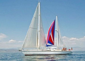 Sailboat Charter Amel Supermaramu 54
