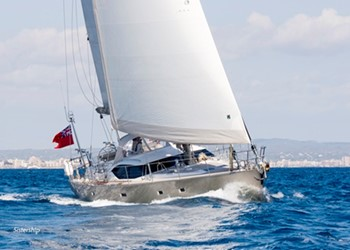 Sailboat Hiring Oyster 655