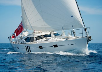 Sailboat Hiring Oyster 575