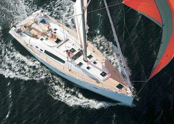 Sailboat for Charter Oceanis 50 Family (4 cab)