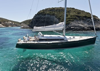 Sailboat for Charter Sense 55