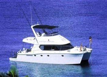 Luxury Catamaran Rental Powercat 52