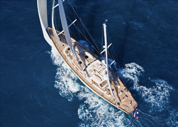 Sailboat for Charter Irwin 68