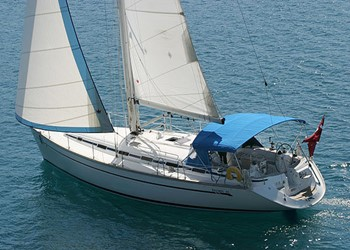 Sailboat for Charter Bavaria 49 Cruiser